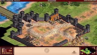 AOE 2 HD African Kingdoms Tariq Ibn Zayid Ep3
