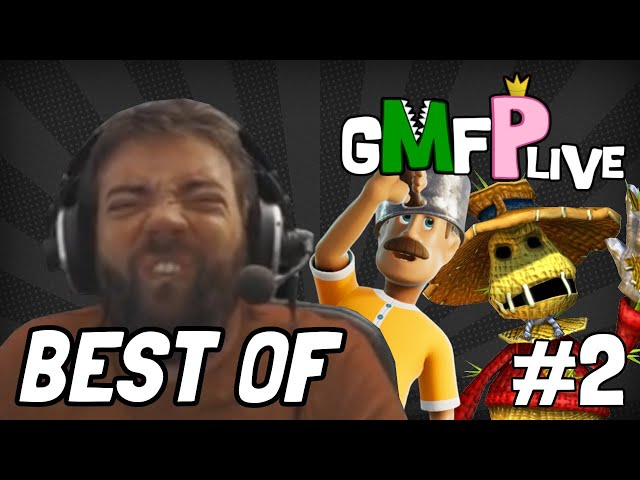 Best Of GMFP Live #02 - LA TÊTE DE RAT !