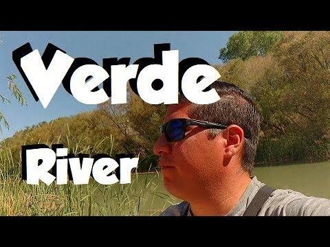 Verde River Fishing