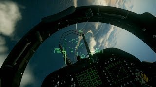 Almost 40 minutes of Ace Combat 7 at the 2017 Tokyo Game Show - Original Famitsu Stream in Japanese thumbnail