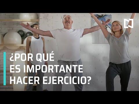 La importancia de la actividad física - Expreso de la Mañana