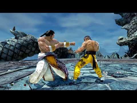 DEFENDRE à Tekken 7 (Law & Mode Training) - MISSION #1