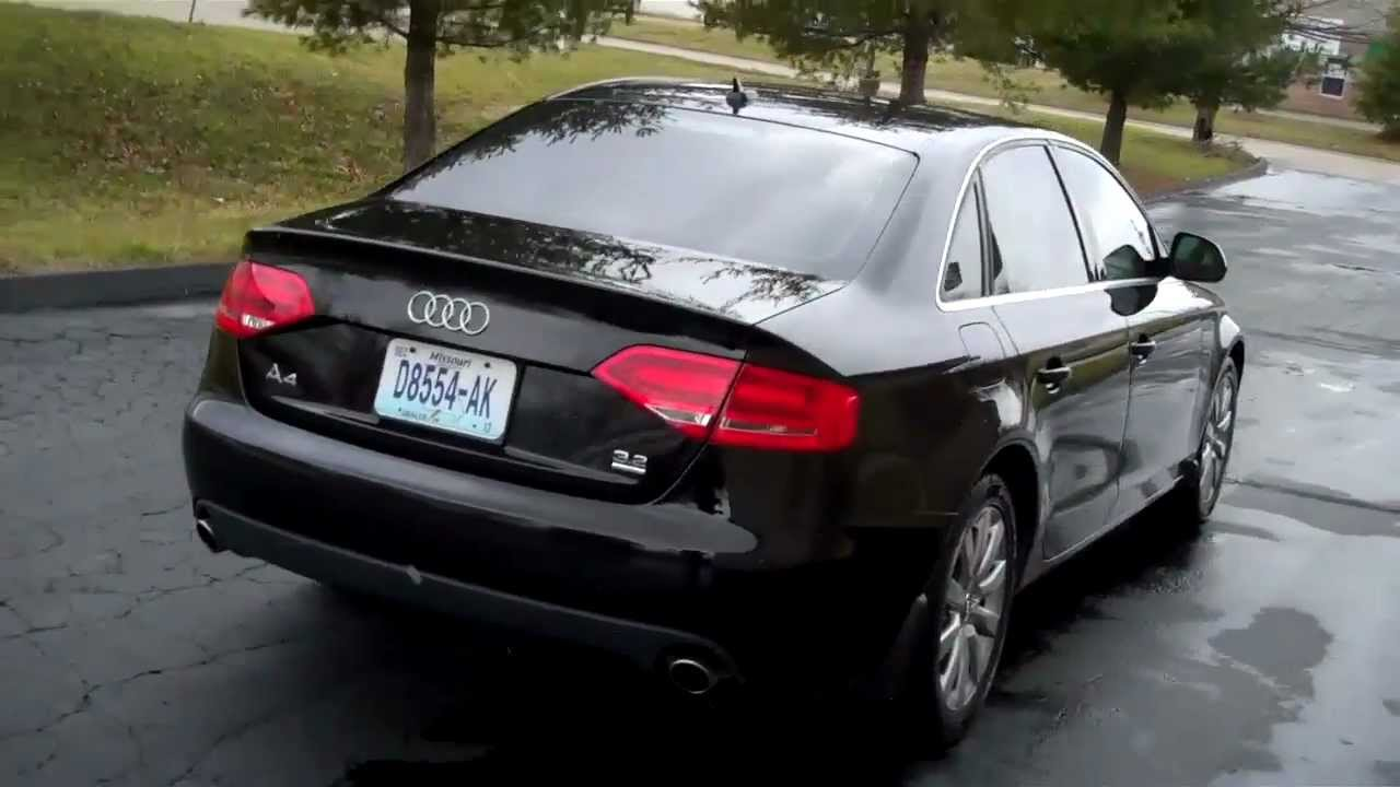 2009 audi a4 3 2 quattro w 43k miles for sale by the car. Black Bedroom Furniture Sets. Home Design Ideas