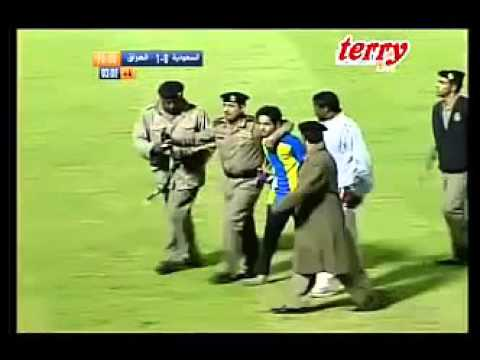 Crazy Football Fans -SaudiArabia