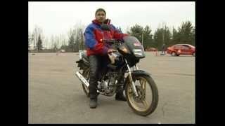 Мото, обучение на мотоцикле