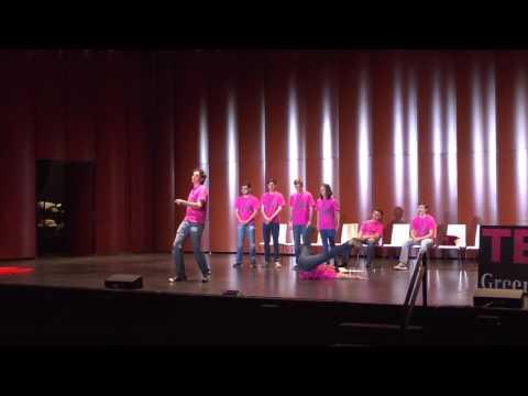 Improv Performance | Greenhill Improv Troupe | TEDxGreenhillSchool
