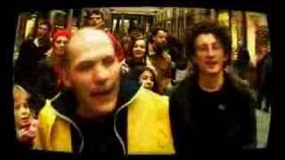 Ici Bxl, single form the album Barricade - clip by Sarah Baur