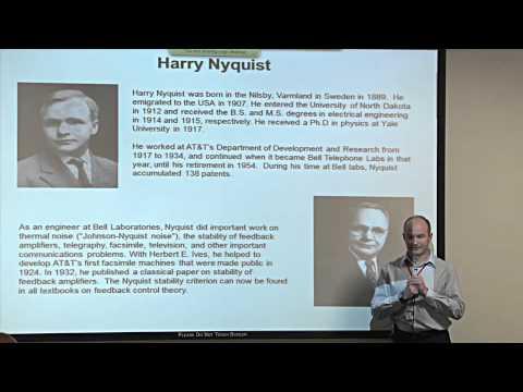 Control Theory Seminar - Part 2