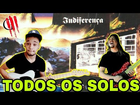 TODOS OS SOLOS INDIFERENÇA (Oficina G3) Juninho Afram Cover Gustavo Silva (2017)