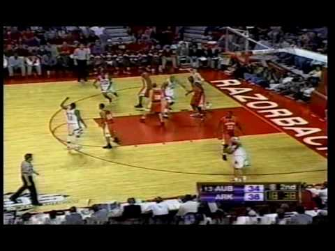 Arkansas vs. Auburn 3/5/2000