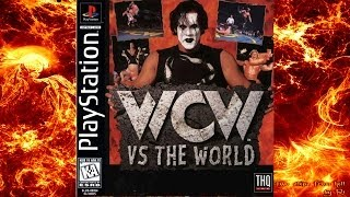 WCW vs The World PSX Review