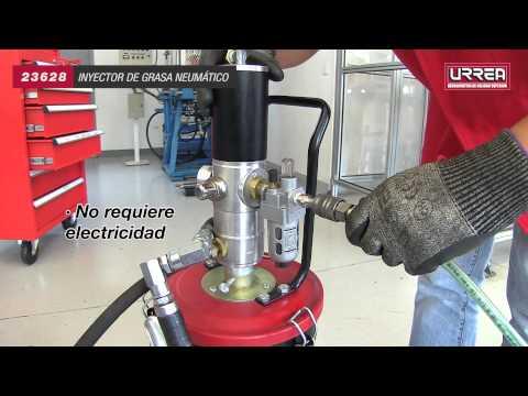 Inyector de Grasa Neumático Urrea URREA México