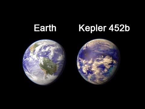 Nasa announcement live: Earth 2.0 planet Kepler 452b