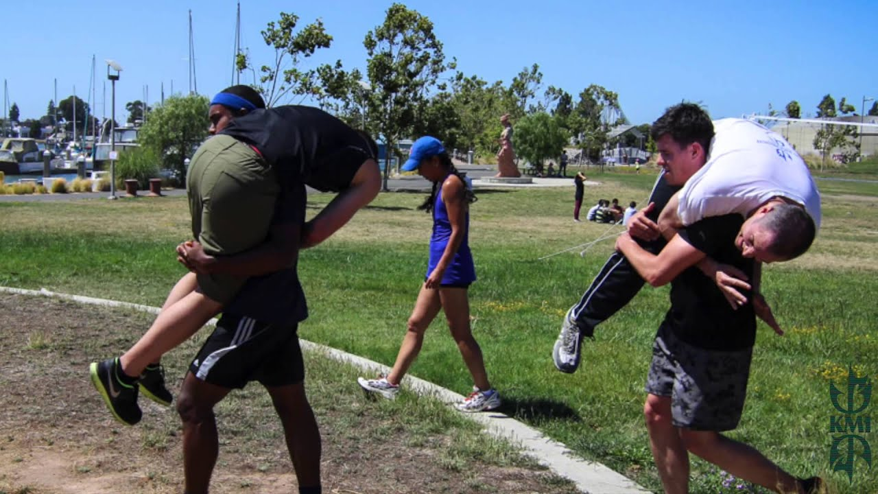 Krav Maga Practitioner Test: Conditioning
