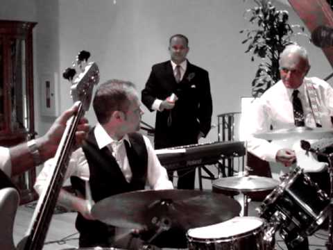 Jamie Currie wedding drum solo