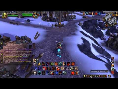 World of Warcraft Gameplay ITA #1 INTRODUZIONE WAR E TANTI CAMBIAMENTI