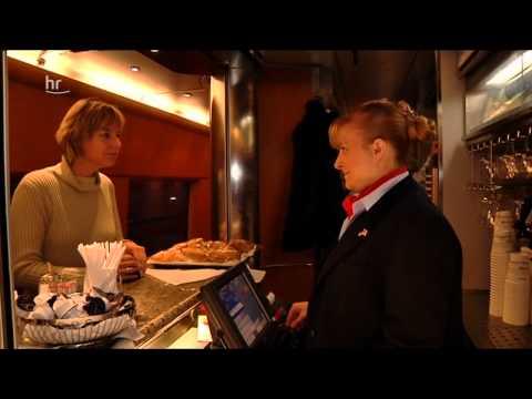 Mit dem ICE auf Fahrt - Von Frankfurt nach Paris - hessenreporter