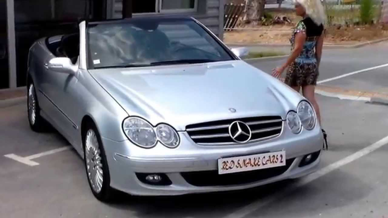 mercedes clk cabriolet 200 kompressor 2006 youtube. Black Bedroom Furniture Sets. Home Design Ideas