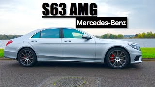 2016 Mercedes-Benz S63 AMG Review - Inside Lane