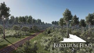 Beryllium Flats - Cities: Skylines Map Speed Build [PART 2]