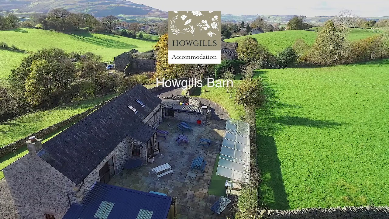 Howgills Barn Accommodation in the Yorkshire Dales