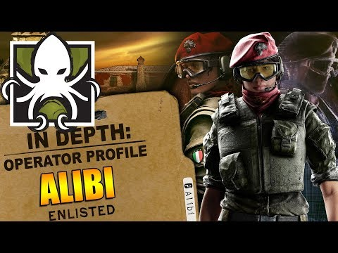 Rainbow Six Siege - In Depth: How to Play ALIBI - Operator Profile