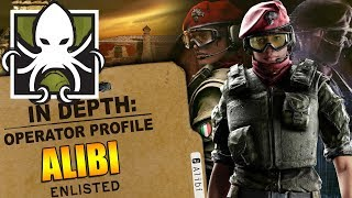 Rainbow Six Siege - In Depth: How to Play ALIBI - Operator Profile YouTube Videos