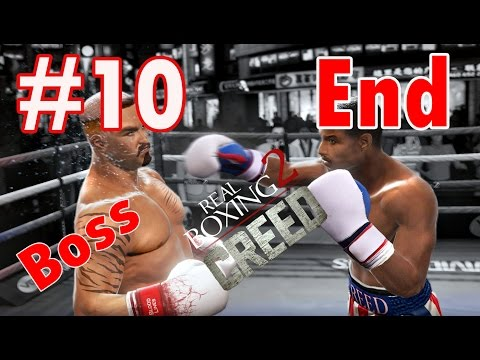 Real Boxing 2 CREED: Part-10 South American Level 46-50 Boss