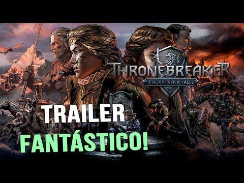 TRAILER DUBLADO DO NOVO THE WITCHER ESTÁ SENSACIONAL! thumbnail