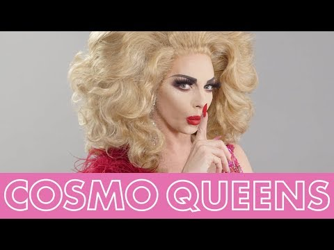 Alyssa Edwards Returns | COSMO Queens | Cosmopolitan