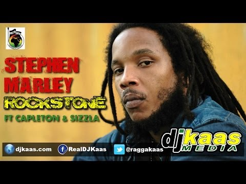 Stephen Marley ft Capleton & Sizzla - Rockstone (April 2014) Ghetto Youths Int   Dancehall   Reggae
