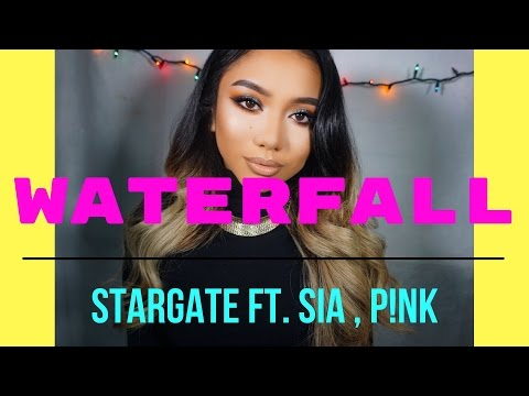 Stargate - Waterfall ft. P!nk, Sia (Cover)