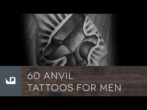 60 Anvil Tattoos For Men