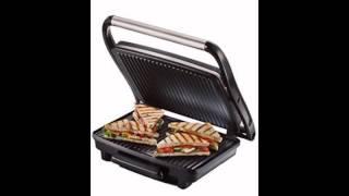 Prestige PGMFB 800-Watt Grill Sandwich Toaster(Black)