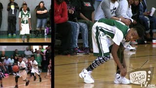 LeBron James Jr. and Bryce at It Again! Battle Of The Magic City 2016