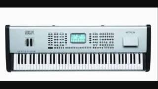 Ketron sd1 Symphonie nr 40