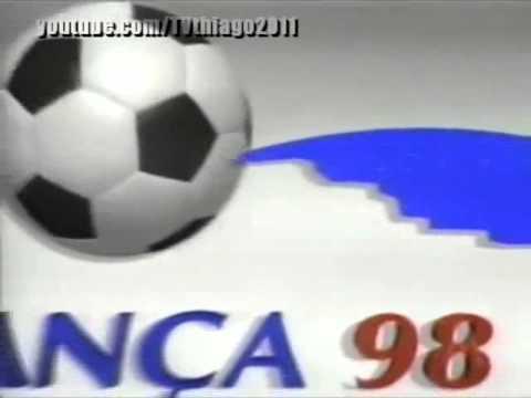 Vinheta da Copa do Mundo 1998 na Rede Manchete