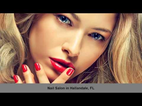 Paradise Nail and Spa Nail Salon Hallandale FL