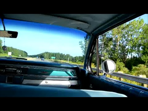 RIDE IN A '62 OLDSMOBILE DYNAMIC 88 COUPE