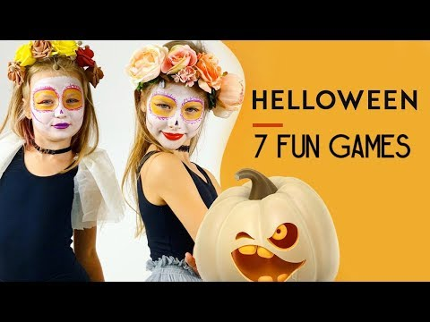 Trick Or Treat Games That Keep Kids Moving