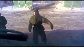 Танцы в Армии! Вообще красавчик!