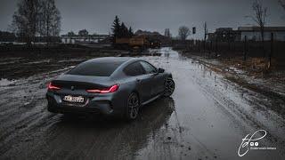 BMW M850i xDrive Gran Coupe test PL Pertyn Ględzi