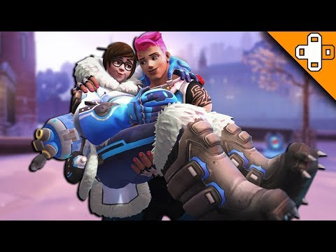 IMPOSSIBLE Saves! - Overwatch Funny & Epic Moments 625