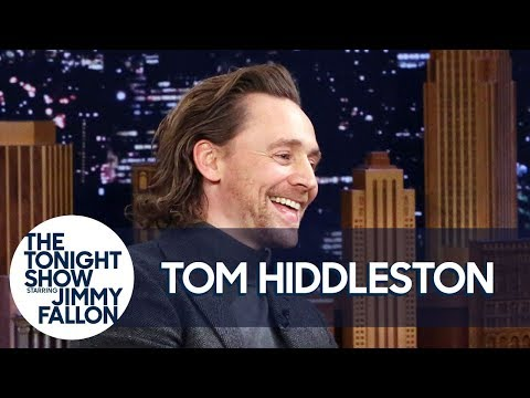 Theresarockface - This is Tom Hiddleston Auditionig For THOR