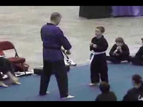 young champions karate