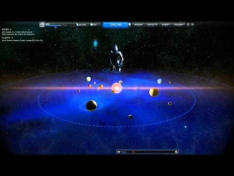 Warframe - The star map music