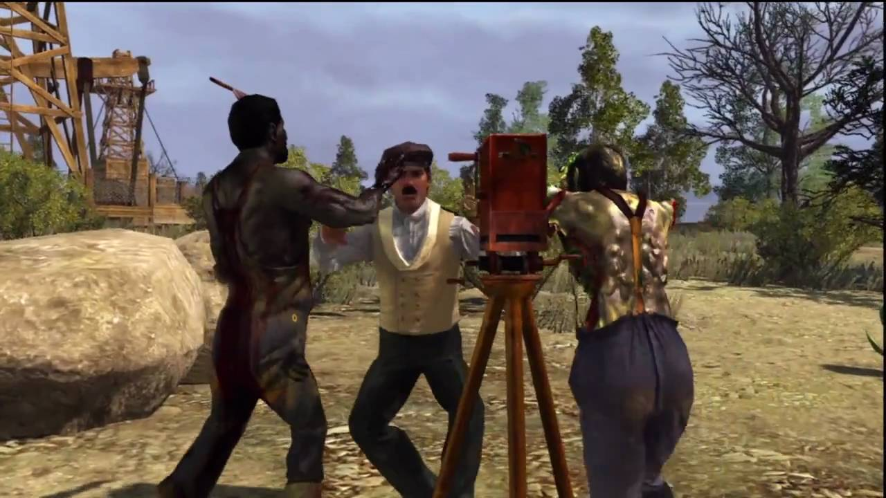 Where Is The Chupacabra In Red Dead Redemption Undead Nightmare: Red Dead Redemption: Undead Nightmare Pt27