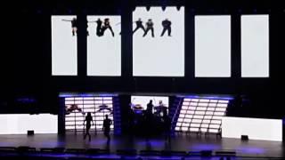 Ov7 Kabah - Te Necesito - María José en las pantallas - Auditorio Nacional