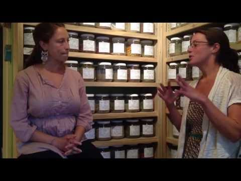 What Herbs should you use for Depression? ( Interview with Sarah Josey)
