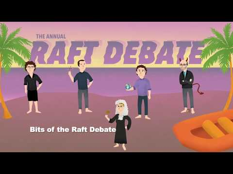 Bits of the 2019 Raft Debate